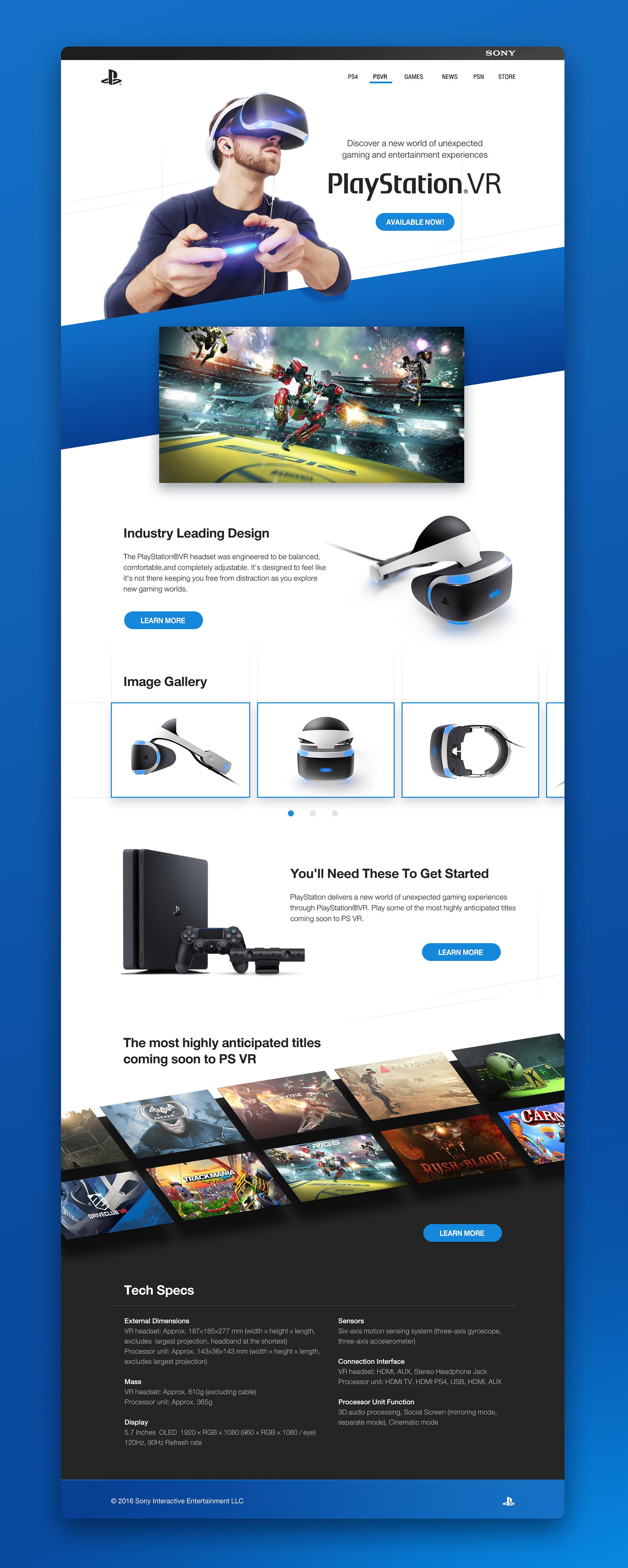 Playstation Vr Website Sinthaistudio Com